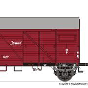Wagon towarowy przystosowany do przewozu podróżnych  Kdth (Hazero 2013)