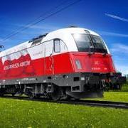 Lokomotywa uniwersalna elektryczna Husarz Euro 2012 Polska EU44 (DarekW Piko 59906)