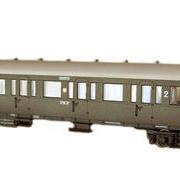 Wagon osobowy 2 kl Box (Parowozik Trix 23319 T/020513)