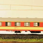 Wagon osobowy 1 kl 112A A<sup>9</sup>ou 1251 (Robo 2112123)