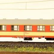 Wagon osobowy 1 kl 112A A<sup>9</sup>ou 1251 (Robo 2112113)
