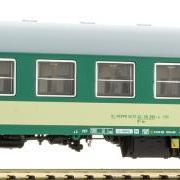 Wagon osobowy 2 kl B<sup>10</sup>no (Heris 17025 17025-2)