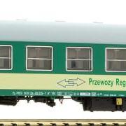 Wagon osobowy 2 kl B<sup>10</sup> (Heris 17025 17025-3)