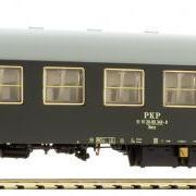 Wagon osobowy 2 kl Bwxz (Heris 17031-2)