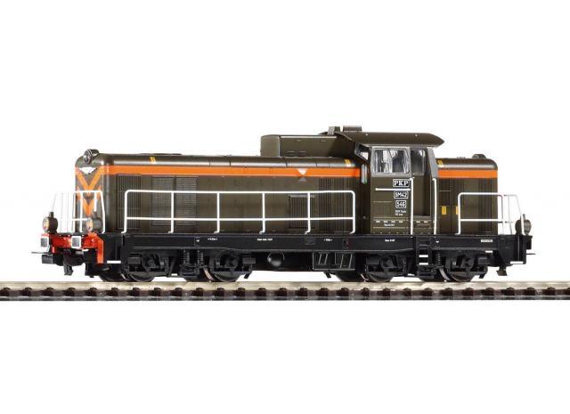 Lokomotywa manewrowa spalinowa SM42 (Piko 59267)
