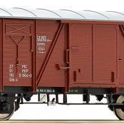 Wagon towarowy kryty Kddt (Roco 76852)