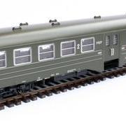 Wagon osobowy doczepny 2 kl Ryflak DBhixt (Robo 101Awaw234)