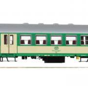 Wagon osobowy 2 kl do ruchu lokalnego Bht (Piko 96655)