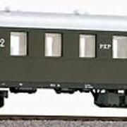 Wagon osobowy 2 kl Bix (Sachsenmodelle 74562)