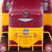 Lokomotywa manewrowa spalinowa SM42 (Piko 59474)