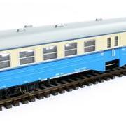 Wagon osobowy 2 kl Ryflak DBhixt (Robo 101Aswh180)