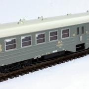 Wagon osobowy 2 kl Ryflak Bhixt (Robo 101Acha295)