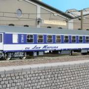 Wagon osobowy 2 kl EN Jan Kiepura Bvcmbz 249.1 (LS Models 46023)