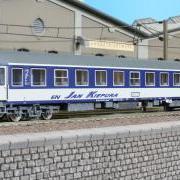 Wagon osobowy 2 kl EN Jan Kiepura Bvcmz 248.5 (LS Models 46023)