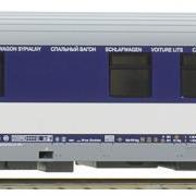Wagon sypialny EN Jan Kiepura WLABdmnu (LS Models 48003)