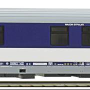 Wagon sypialny EN Jan Kiepura WLAB<sup>10</sup>mnouz (LS Models 48004)