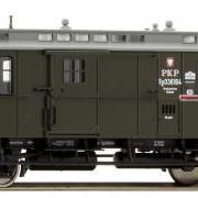 Wagon pocztowo-bagażowy Fg (Fleischmann 506012)