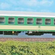 Wagon osobowy 2 kl Bdmnu (ACME 52721)