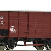 Wagon towarowy kryty .Gklm(Kdt) (Roco 56229)