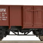 Wagon węglarka .Es (Wddo) (Roco 56269)