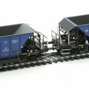Zestaw szutrówek Facc (PMR-Modele Albert-Model 600000)