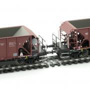 Zestaw szutrówek Facc (PMR-Modele Albert-Model 600001)