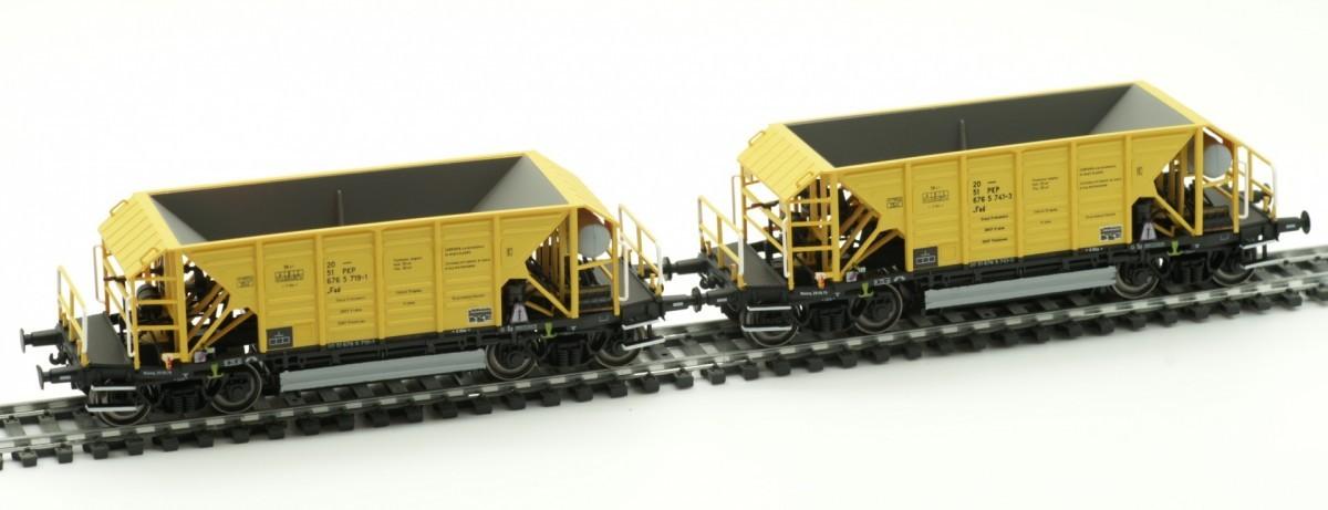 Zestaw szutrówek .Fad (PMR-Modele Albert-Model 600002)