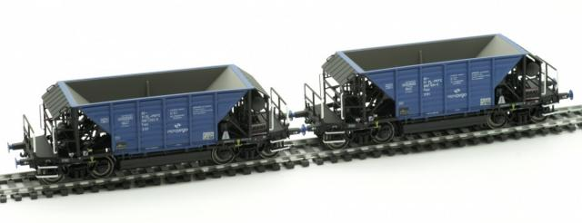 Zestaw szutrówek Facc (PMR-Modele Albert-Model 600003)