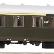Wagon osobowy 1/2 kl ABix (Roco 64291)