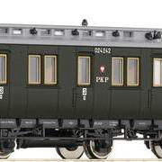 Wagon osobowy 3 kl Cy (Roco 64447)