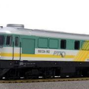 Lokomotywa towarowa spalinowa 060 DA (Tillig 72092)