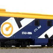 Lokomotywa towarowa spalinowa ST43 (Tillig 72093)