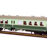 Wagon osobowy 2 kl Ryflak Bdh (Robo 101Aols958)
