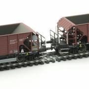 Zestaw szutrówek Ua-vx (PMR-Modele Albert-Model 900000)