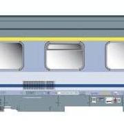 Wagon osobowy 1 kl Intercity Chrobry  (ACME 90033)