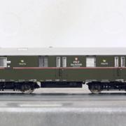 Wagon pocztowy Gmx (Piko 95954)