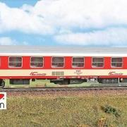 Wagon osobowy 1 kl Intercity Bystrzyca Admnu (ACME 90029)