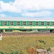 Wagon osobowy 2 kl Intercity Bystrzyca Bdmnu (ACME 90029)