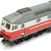 Lokomotywa spalinowa BR232 (Brawa 41056)
