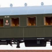 Wagon osobowy 2/3 kl BChuxz (Brawa 45313)