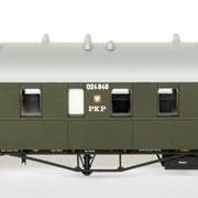 Wagon osobowy 3 kl Ci (Parowozik Brawa 45756 B/024846 )