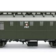Wagon więźniarka N (Parowozik Brawa 45814 / 1)