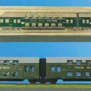 Wagon piętrowy 2 klasy dwuczłonowy Bipa (Schicht 426/1104)