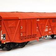 Wagon towarowy kryty Gags (KKgt) (TMF 551405)