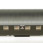 Wagon osobowy 3 kl Chxz (Dracula Roco 44706 R/019449)