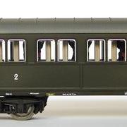 Wagon osobowy 2 kl Bhxz (Dracula Roco 45699 R/05431)