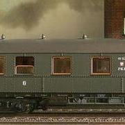 Wagon osobowy 2 kl Bhxz (Dracula Roco 45360 R/05123)