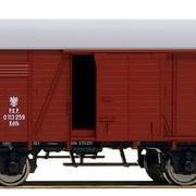 Wagon towarowy kryty Kdth (Fleischmann 533004)