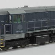 Lokomotywa spalinowa T448p (MTB H0742-T010)