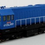 Lokomotywa spalinowa T458 (MTB H0721-T509)